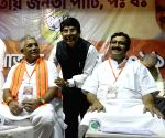 Dilip Ghosh during BJP meeting