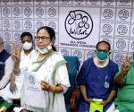 TMC Supremo Mamata Banerjee released TMC candidates list