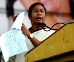 Mamata Banerjee's rally against demonetisation