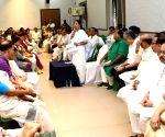 TMC meeting - Mamata Banerjee
