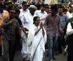 Election campaign - Mamata Banerjee
