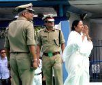 Mamata Banerjee at Nabanno