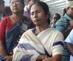 Mamata Banerjee leaves for Netherlands