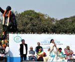Netaji Subhas Chandra Bose birth anniversary - Mamata Banerjee pays tributes