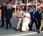 West Bengal Governor, CM at 2019 Republic Day Parade