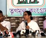 Mamata Banerjee's press conference