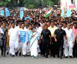 Mamata Banerjee protest against NRC