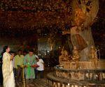 Mamata inaugurates Barisha Club's Durga Puja pandal