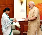 WB CM calls on Modi