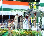 Independence Day celebrations - Mamata Banerjee