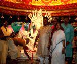 Mamata Banerjee inaugurates Suruchi Sangha Durga Puja