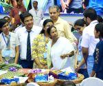 Mamata Banerjee during felicitation programme