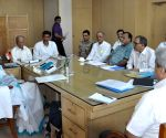 Mamata meets Health department officials
