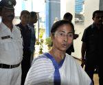 CM Mamata Banerjee at Nabanno