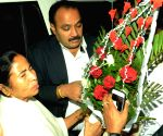 CM Mamata Banerjee in Patna