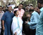 : (211116) Kolkata: Fire breaks out at SSKM hospital - Mamata Banerjee