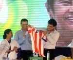 'Atletico de Kolkata'- jersey and logo unveiled