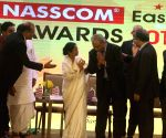 WB CM during Nasscom East IT Awards