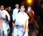 Mamata Banerjee after meeting Sonia Gandhi