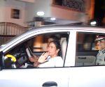 Mamata meets former CM Buddhadeb Bhattacharya