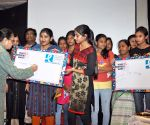Ananya Chakraborti during 'What Women Want' campaign