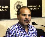Adhir Ranjan Chowdhury addresses press conference