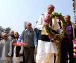 Netaji's birth anniversary celebration - Amit Mitra, Biman Bose