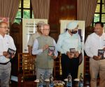 "Param Vir Chakra"" - book launch - Governor Keshari Nath Tripathi"