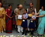 West Bengal Governor, Tanusree Shankar during Beti Padhao Abhiyaan