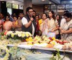 Purabi Mukhopadhyay passes away
