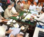 West Bengal Assembly Speaker chairs an all-party meeting