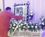 : Howrah: Aroop Biswas pays tribute to Satyajit Ray