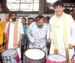 Arup Biswas, Prasenjit Chatterjee, Jeet Ganguly launch Durga Puja theme songs