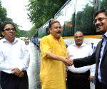 'Jan Bus' - launch