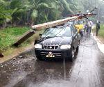 "West Godavari: Cyclone ""Phethai"" hits Andhra"