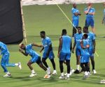 T20 series - India Vs West Indies - Practice session - West Indies