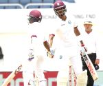 Kingston (Jamaica): India Vs West Indies: Second Test Match - Day 5