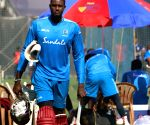 West Indies - practice session - Jason Holder
