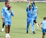 2nd ODI - West Indies - Practice session