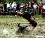 INDONESIA-WEST SUMATRA-TRADITIONAL MARTIAL ART