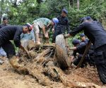 INDONESIA-WEST SUMATRA-LANDSLIDES-SEARCH AND RESCUE