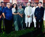 When Kangana Ranaut, Ashwiny Iyer Tiwari twinned while meeting PM Modi
