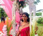 When performing 'kanyadaan' in TV show made Reena Kapoor emotional