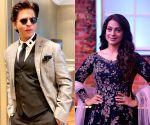 When Shah Rukh Khan arriv