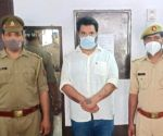Free Photo: While living in Noida, Remedesvir was injecting black marketing, police and crime branch arrested.