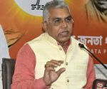 EC issues notice to BJP's Bengal President Dilip Ghosh