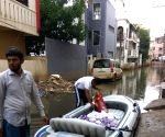 Free Photo: Why residents of this Hyderabad colony procuring boats