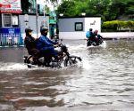 Widespread rainfall forec
