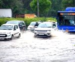 Discussion on Delhi water-logging sees AAP, BJP in war of words