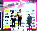 Muskan Jubbal wins karting slalom title in Girls On Track